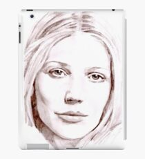 Gwyneth Paltrow iPad Case/Skin