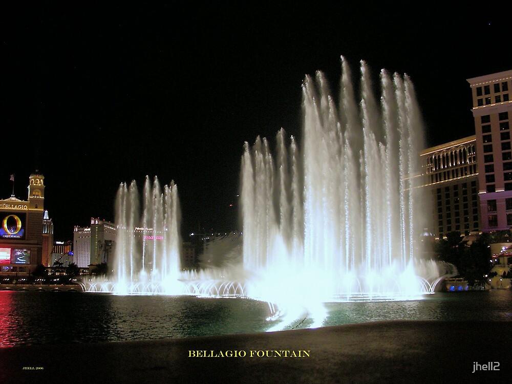Bellagio Fountain by jhell2
