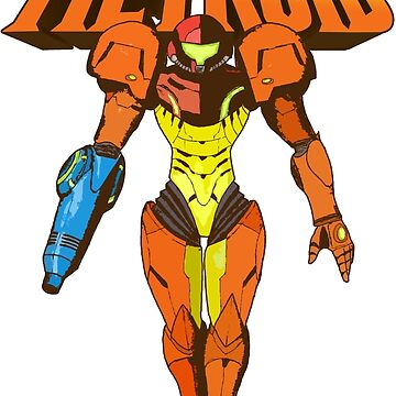 «Super Metroid» par superotaku