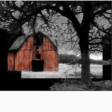 Red Barn by JunkMan