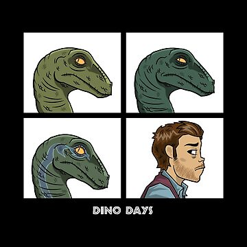 Dino Days by Fanboy30