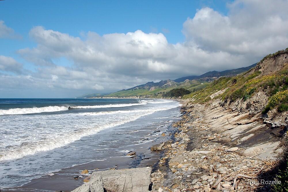 Santa Barbara Ca. by Ray Rozelle