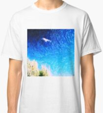 At the beach by Susanne Schwarz Classic T-Shirt