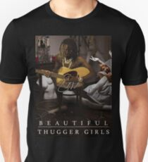 Young Thug | Easy Breezy Beautiful Thugger Girls (EBBTG) Slim Fit T-Shirt
