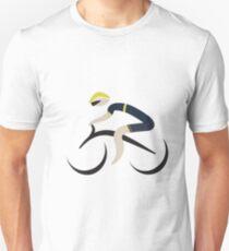 The Cyclist - Orica Scott Unisex T-Shirt