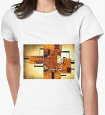 Abstraction modern art illustration 22 T-Shirt