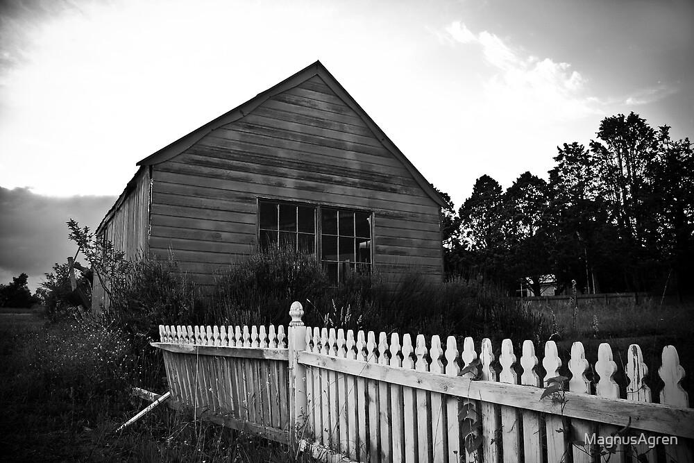 Farm house by MagnusAgren