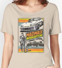 Mad Max V8 Interceptor Women's Relaxed Fit T-Shirt