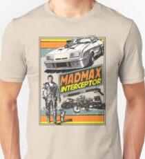 Mad Max V8 Interceptor Unisex T-Shirt