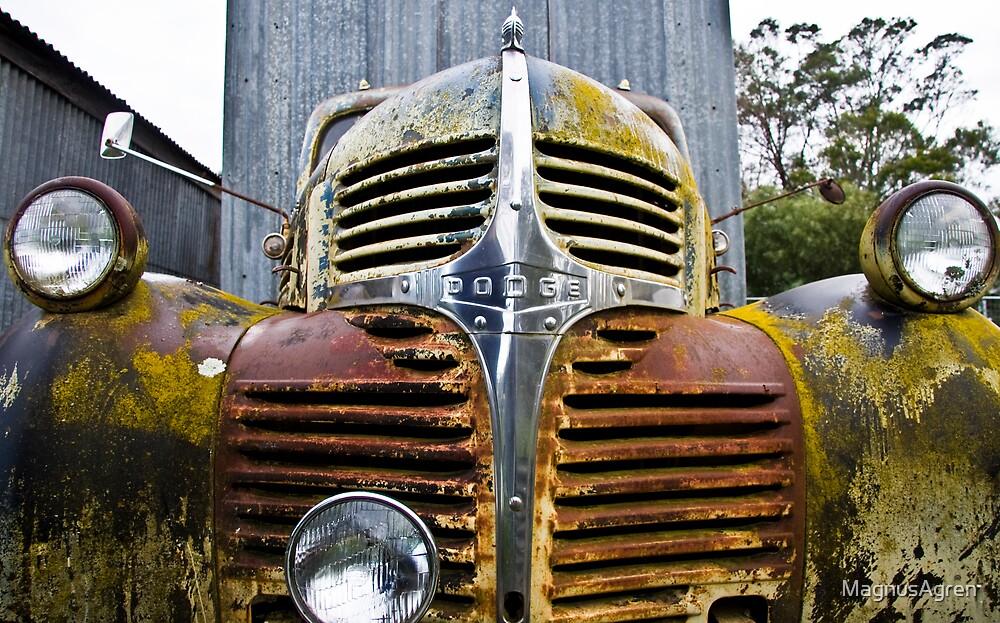 Dodge Truck by MagnusAgren