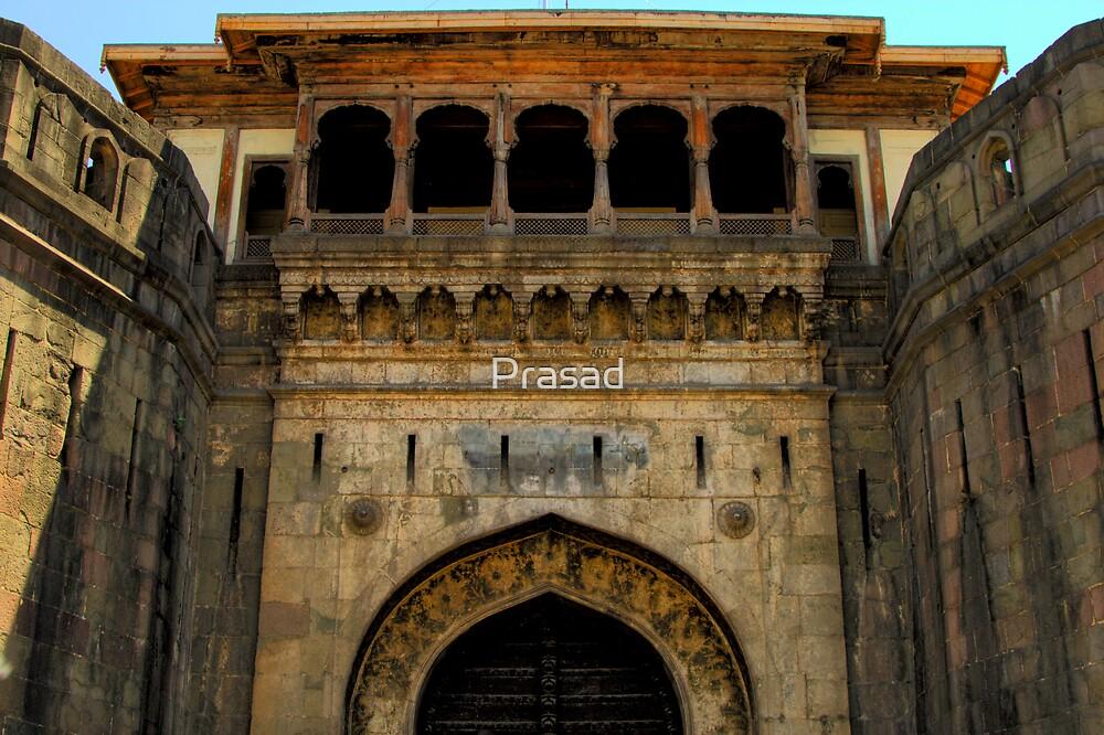 Shaniwar Wada by Prasad