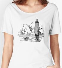 Light House Women's Relaxed Fit T-Shirt