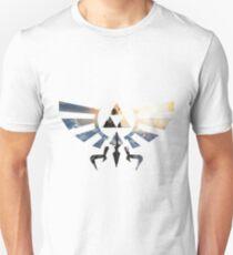 Hylian Crest Legend of Zelda BOTW Cover Unisex T-Shirt