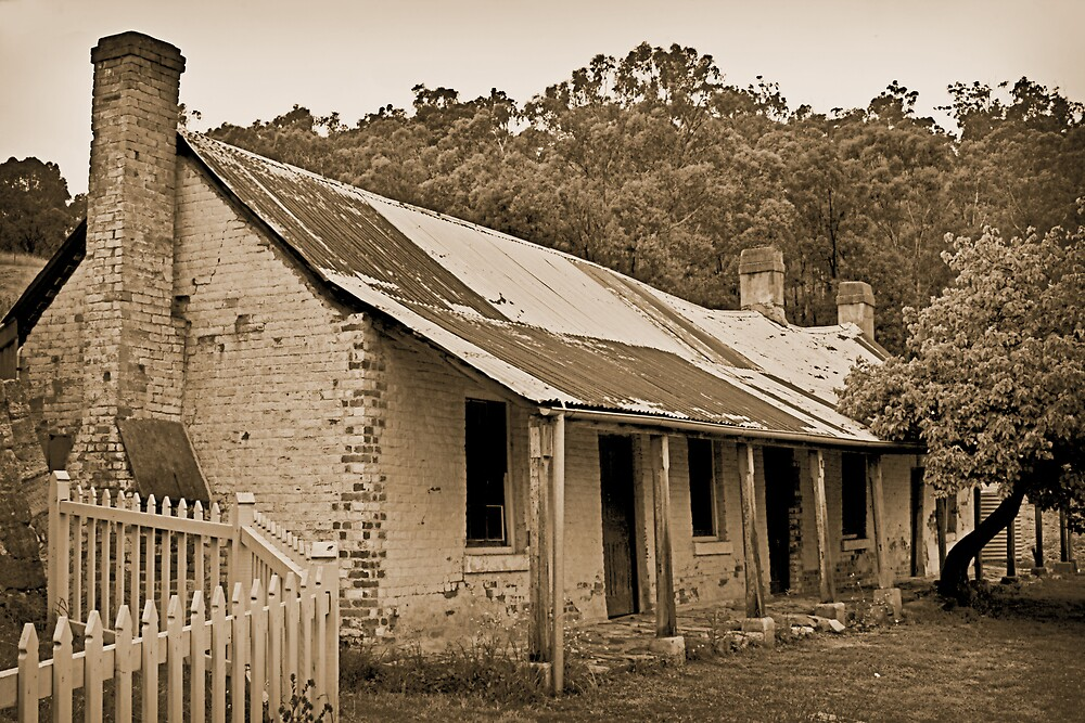 The Old Cottage at Hartley by Maggiebee