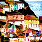 Mevagissy colours by SWEEPER