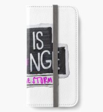 Life is strange: Before the storm Logo iPhone Wallet/Case/Skin
