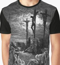 Crucifixion darkness Graphic T-Shirt