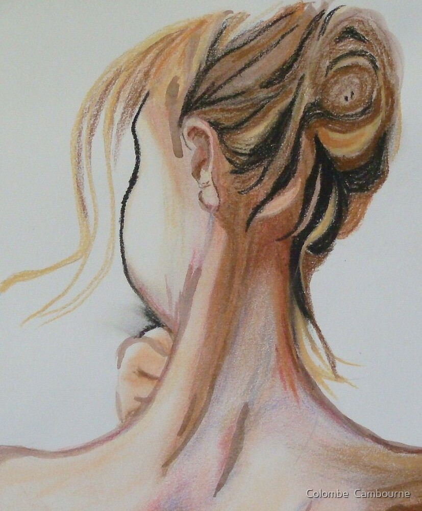 Neck study by Colombe  Cambourne