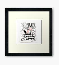 Tiny Abstract 1 Framed Print