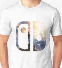 BOTW Nintendo Switch Logo T-Shirt