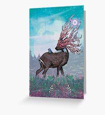 Companions Greeting Card