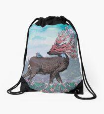 Companions Drawstring Bag