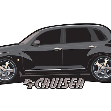PT Cruiser - Black by hams