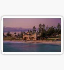 Indiana Teahouse Cottesloe Western Australia Sticker
