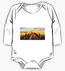 At the Countryside (Westerwald) 99 by Susanne Schwarz One Piece - Long Sleeve