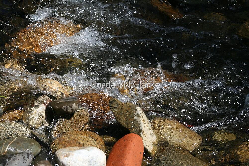 Creek by Jordan N Clarke