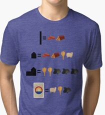 Settlers of Catan Guide Tri-blend T-Shirt