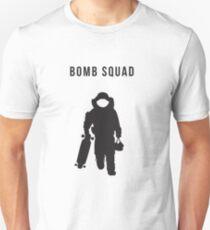 Bombsquad Skating T-Shirt Unisex T-Shirt