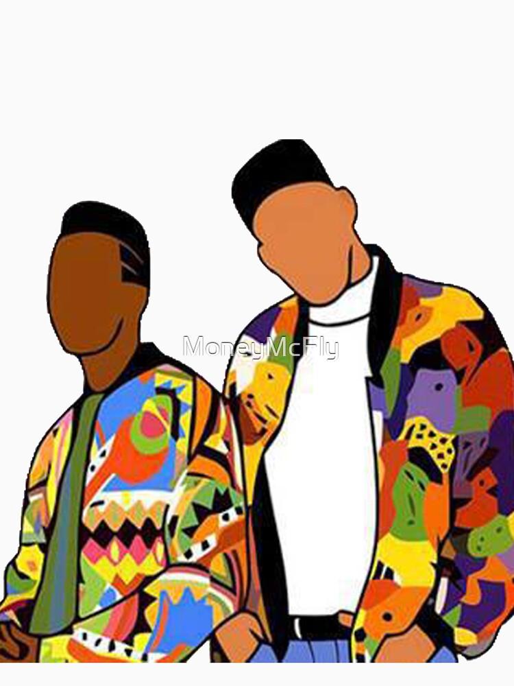 Fresh Prince & Jazzy Jeff by MoneyMcFly