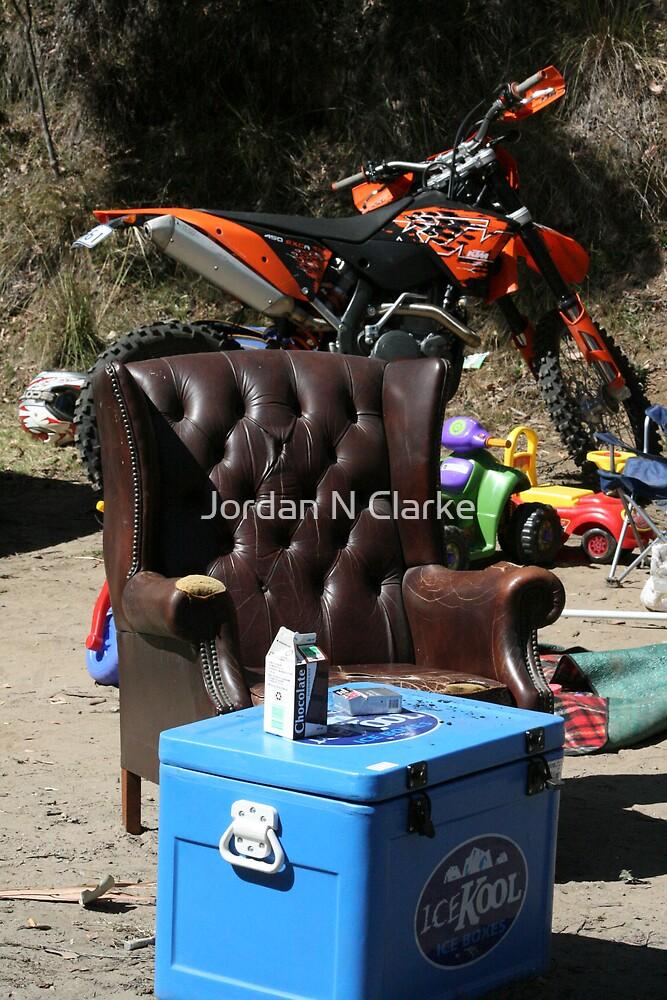 Camping in Style by Jordan N Clarke
