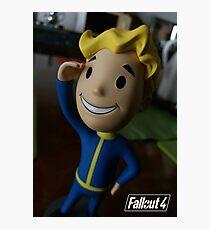 Fallout 4 Perception Bobblehead Merch Photographic Print
