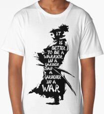 Warrior's Garden Long T-Shirt