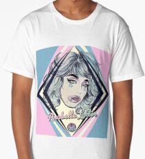 ANABELLE LEKTOR - DIAMOND QUEEN Long T-Shirt