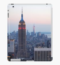 Lower Manhattan Sunset iPad Case/Skin