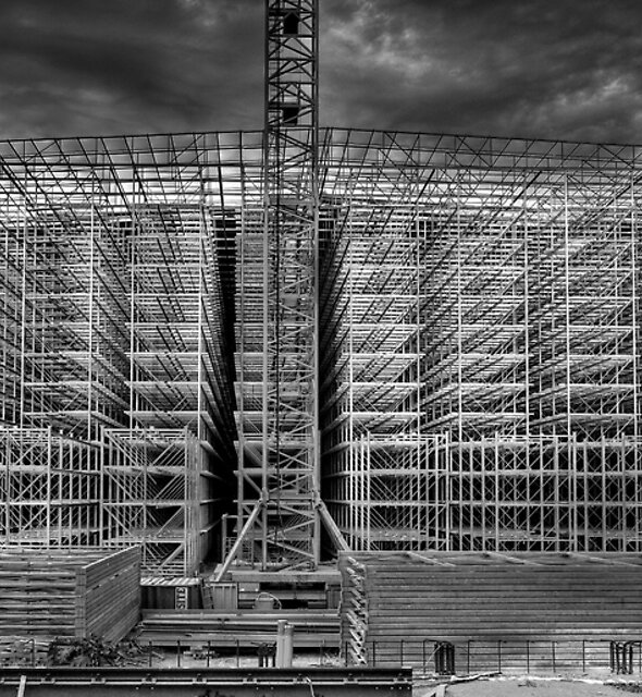 Constructing The Storm by TimboDon