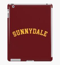 Sunnydale High School (Buffy) iPad Case/Skin