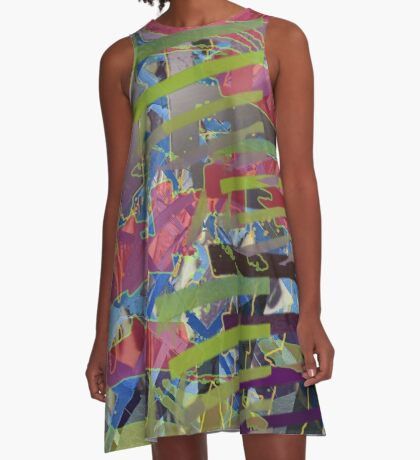 March on Washington / MLK A-Line Dress