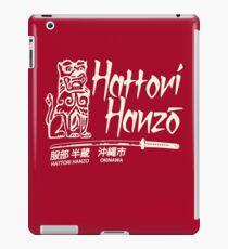 Hattori Hanzo T-Shirt iPad Case/Skin