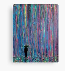 Acid Rain 2 Canvas Print