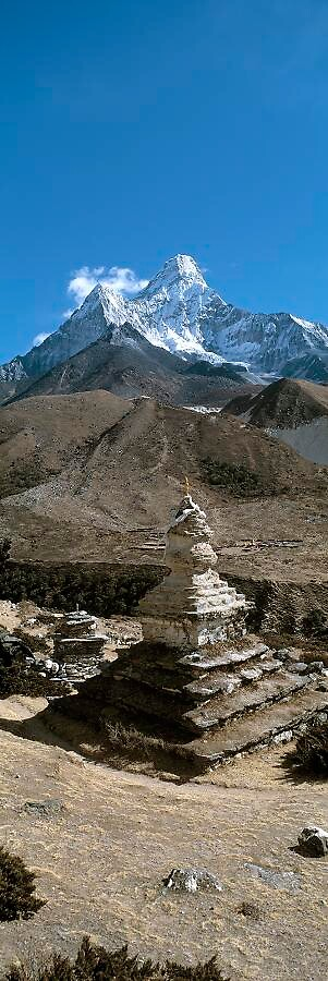 Ama Dablam by Adam Crews