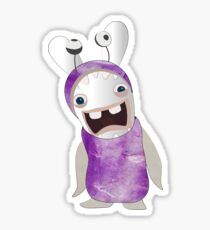 Boo Rabbid Sticker