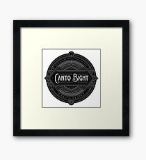Canto Bight Framed Print