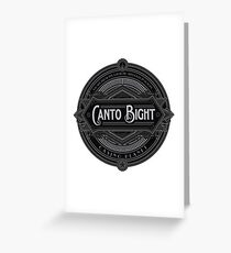 Canto Bight Greeting Card