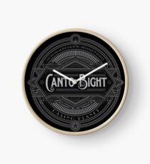 Canto Bight Clock
