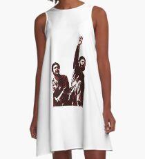 Che Guevare & Fidel Castro A-Line Dress