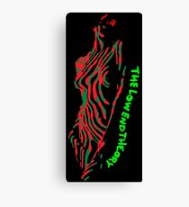 a tribe called quest, atcq, radio, funny, awesome, rap, hip hop, album, music, 90s, techno, trending, jazz Canvas Print